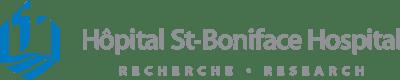 St. Boniface Hospital Research logo