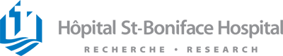 St. Boniface Hospital Research logo
