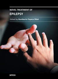 "Albensi publishes chapter in ""Novel Treatment of Epilepsy"""