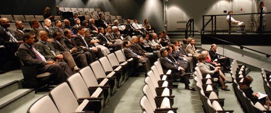 International Ambassadors Tour Research Centre