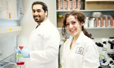 Members of the Dixon lab