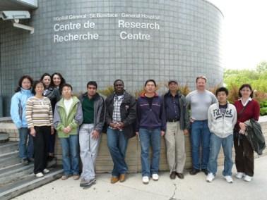Fernyhough lab staff