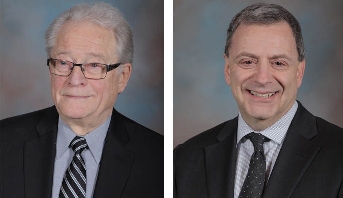Foerster, Torchia to be inducted to St. Boniface Hospital Research Hall of Fame