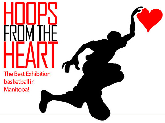 """Hoops From the Heart"" a Success!"