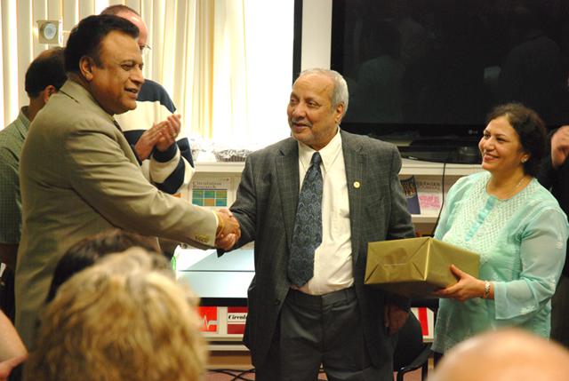 ICS Announces Kalwant Dhalla award fund