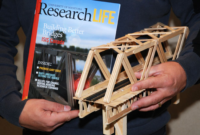 U of M's ResearchLIFE takes home the GOLD