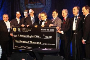 Sons of Italy raise $100,000 for CITEL