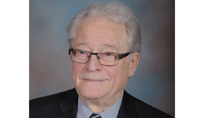 Dr. John Foerster appointed to Order of Canada