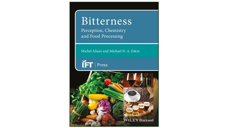 Aliani co-edits bitterness book