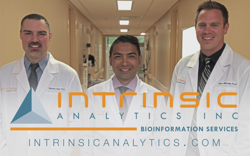 TV commercial for Intrinsic Analytics