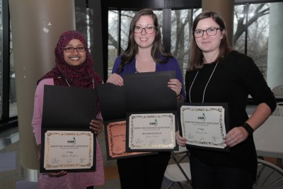 2017 Rapid Fire Research Awardees