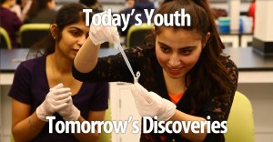 Today's Youth - Tomorrow's Discoveries