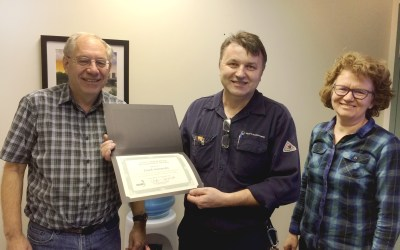 2018 CCARM Service Recognition Awards