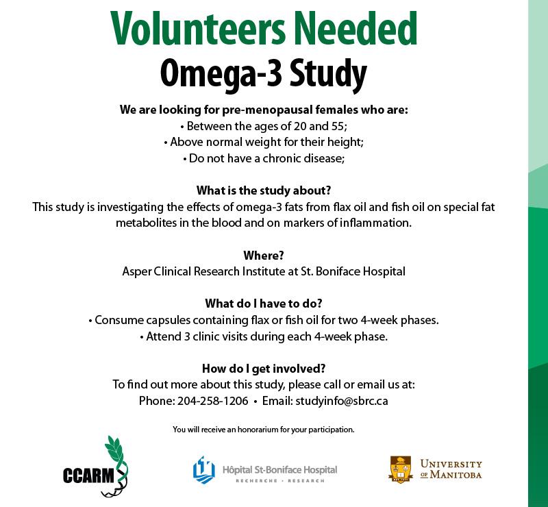 Omega-3 Study May 2019