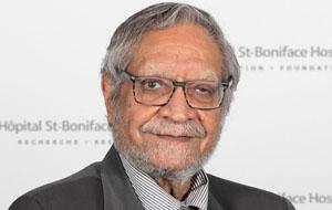 Dr. Naranjan S. Dhalla