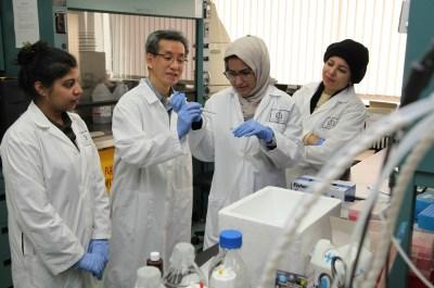 Moghadasian lab
