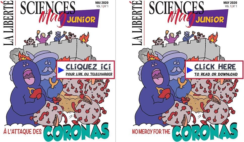 La Librete Sciences Mag Covers