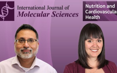 Blewett & Tappia Co-Edit 'Nutrition and Cardiovascular Health', featuring 15 new articles