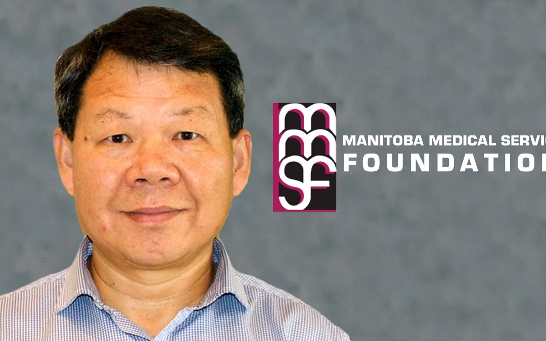 Photo of Dr. Xie