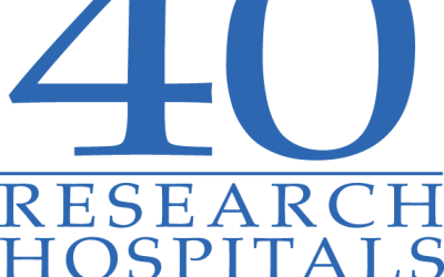 #1 Research Hospital in Western Canada – 9 years running