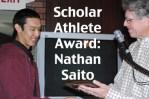 Carpinteria Scholar-Athlete of the Year: Nathan Saito