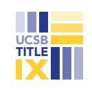 UCSB Title IX