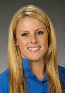 UCSB's Katey Thompson