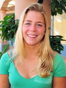 SBCC's Rachelle Visser
