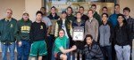 CIF-champion Dons basketball team is toast of press luncheon