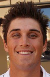 Wesley Ghan-Gibson, SBCC baseball.