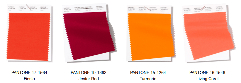 Pantone—London Fashion Week Spring/Summer 2019 Color Trend Report 1