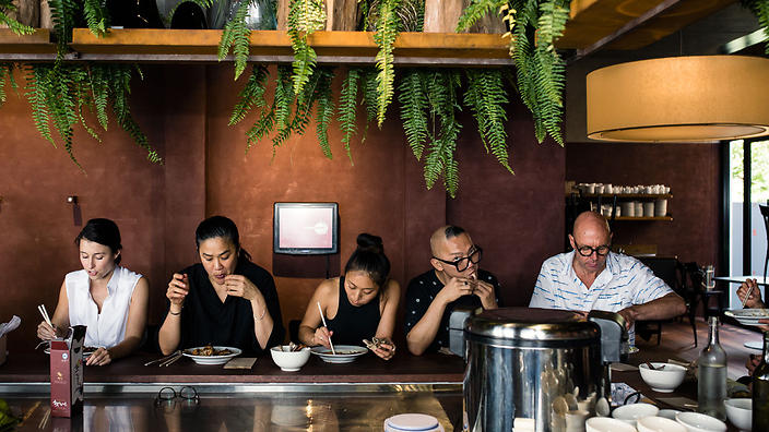 kitchen magazine design stores staff meal at billy kwong : sbs food
