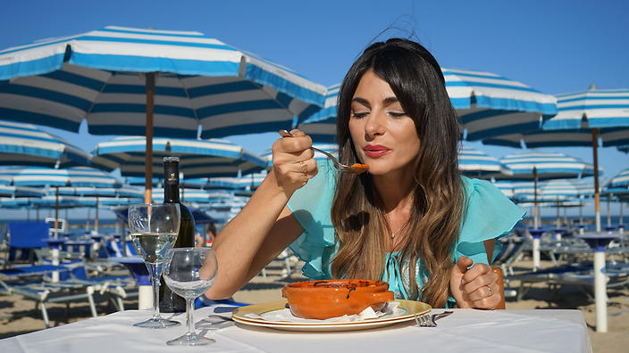 Episode 6 Made in Italy with Silvia Colloca  SBS Food