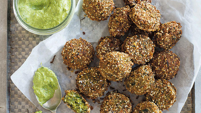 All the Ways Falafel are Little Balls of Joy