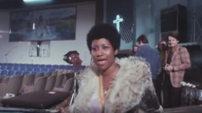 Aretha Franklin doco Amazing Grace pulled from Toronto