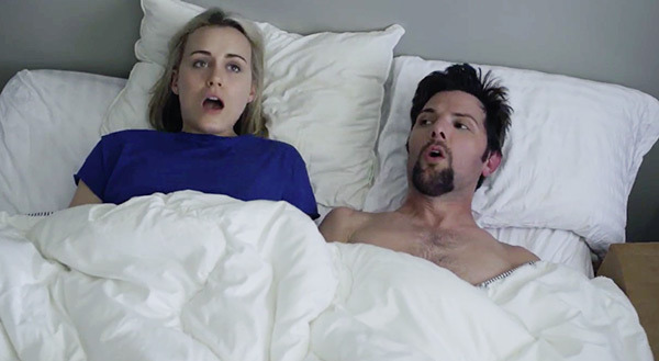 Raunchy comedy The Overnight tackles sex taboos  Movie
