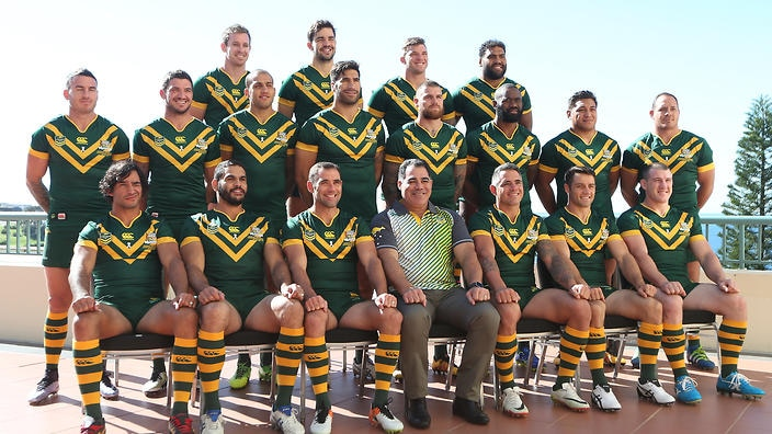 kitchen matt pottery barn hutch star indigenous players announced on the kangaroos squad ...