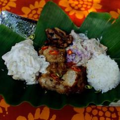 How Much Is A Kitchen Island Table For Small Spaces Kriol Recipe: Sop Sop, Sabee Domboi & Marinated ...