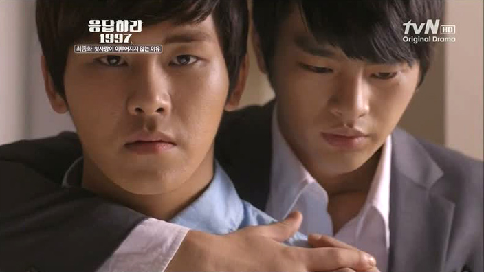 Small Cute Baby Kissing Wallpaper Greatest Bromances In Asian Dramas Sbs Popasia