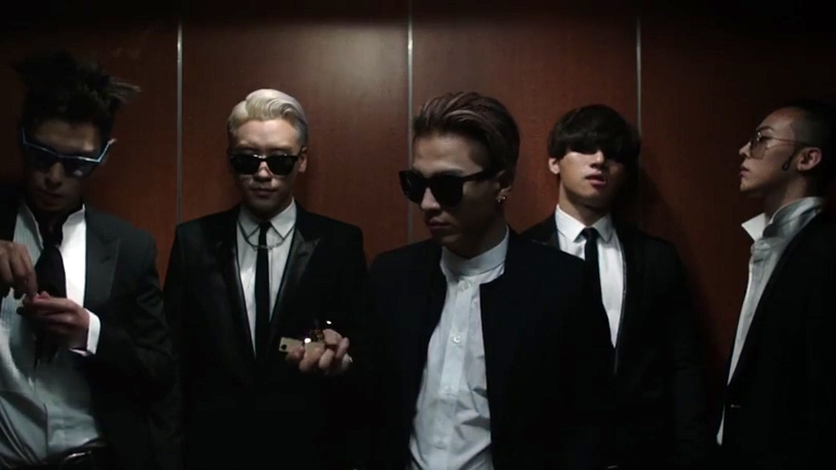 Pulp Fiction Iphone Wallpaper Bigbang Drop Theatrical Trailer For New Album Amp Tour Quot Made