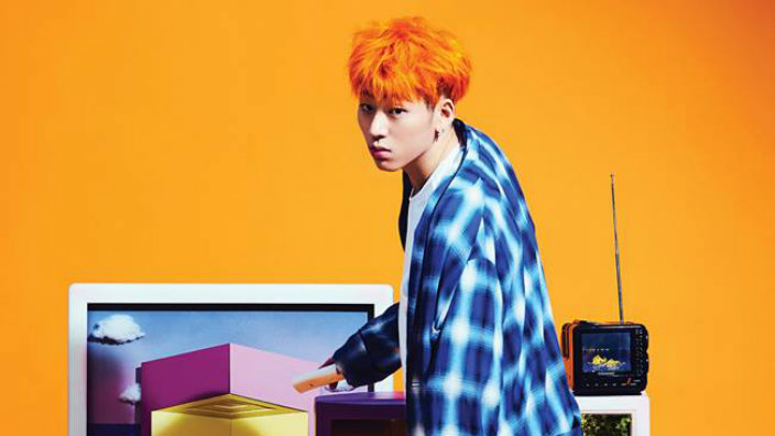 zico talks about performing