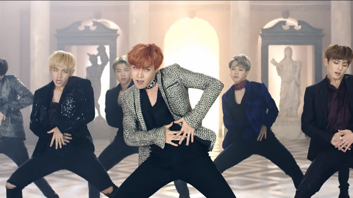 Rap Monster Cute And Funny Wallpaper Video Bts Eclipses Youtube Record With Blood Sweat