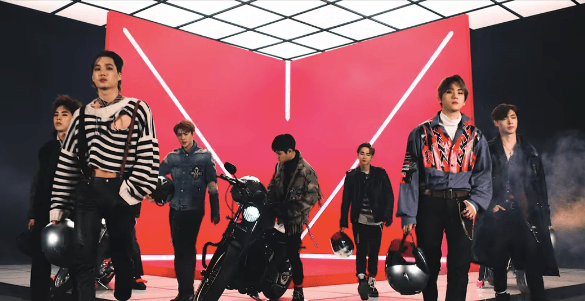 Hd Wallpaper App For Pc Exo Drop Tempo Mv Don T Mess Up My Tempo The 5th
