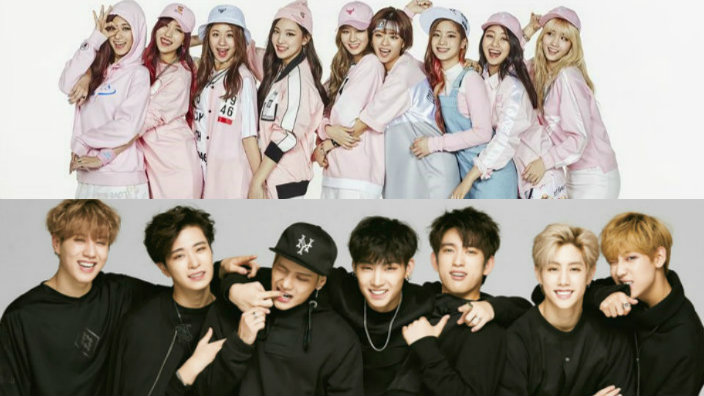 Korean Cute Girl Hd Wallpaper Twice Amp Got7 Are Reportedly Coming Back Soon Sbs Popasia