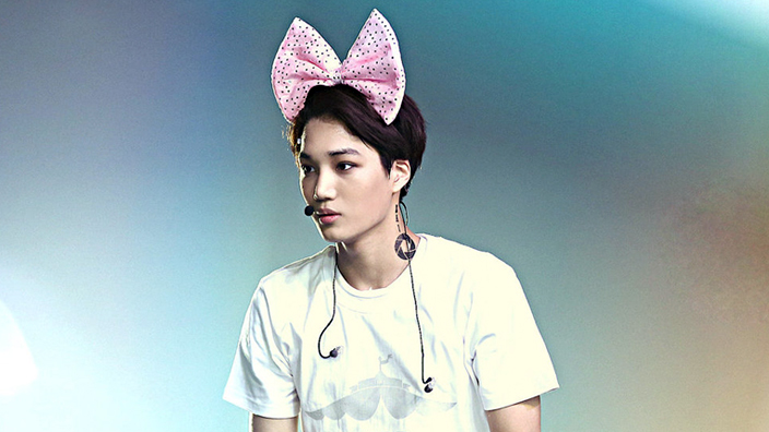 Cute Chanyeol Wallpaper Exo S Kai Gets A Forest For His 22nd Birthday Sbs Popasia