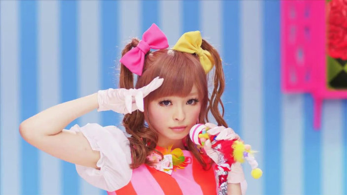 Girl Face Wallpaper For Mobile Kyary Pamyu Pamyu To Hold A Live All Night Special In