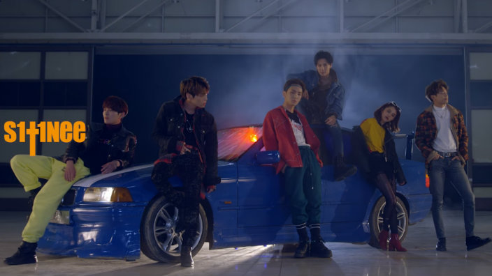 SHINee want you to Tell Me What To Do in brand new MV