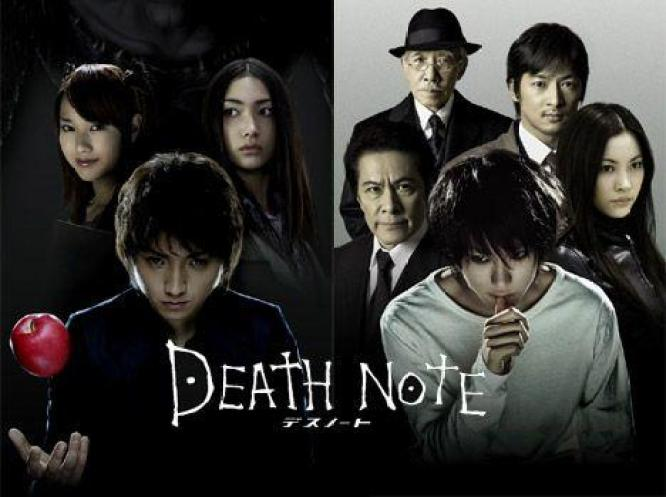 Image result for death note japanese live action