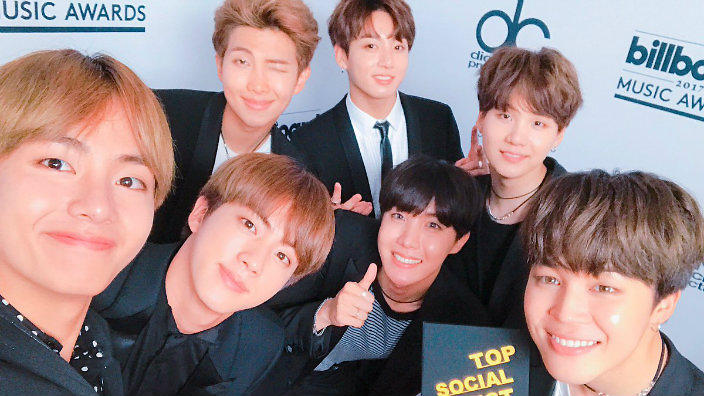 BTS get some love from CNN Rolling Stone and Time Magazine  SBS PopAsia