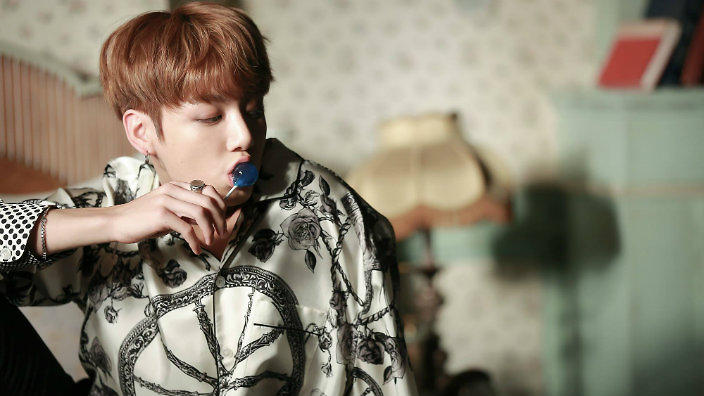 Cute Small Girl Wallpapers For Facebook Amazing Bts Jungkook Is Trending No 1 Worldwide Sbs